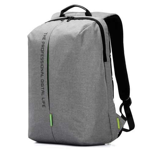 Laptop Backpack 15.6 Inch Waterproof Nylon Bags Business Dayback Men and Women's Knapsack
