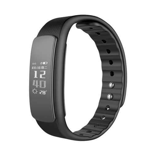 IWOWN I6HR Heart Rate Sleep Monitor Pedometer Fitness Tracker Sport bluetooth Smart Wristband