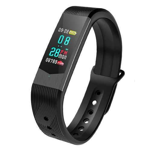 Bakeey B30 Digital LED Heart Rate Monitor Pedometer Sleep Fitness Tracker Smart Bracelet Wristband