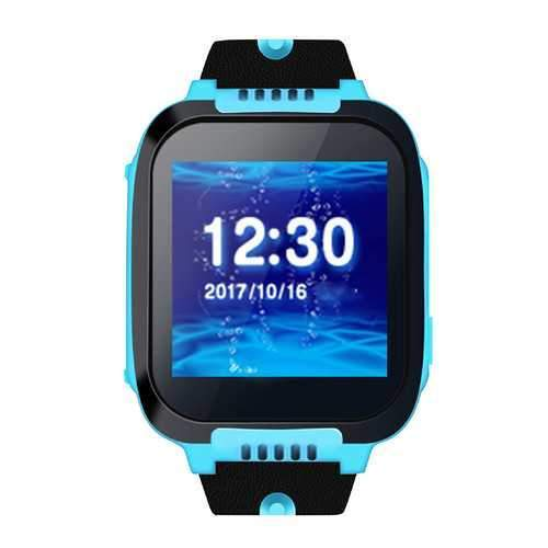 ENOCH Kids Smart Watch Touch Screen SOS Call GPRS Location Waterproof Camera Smart Wristband