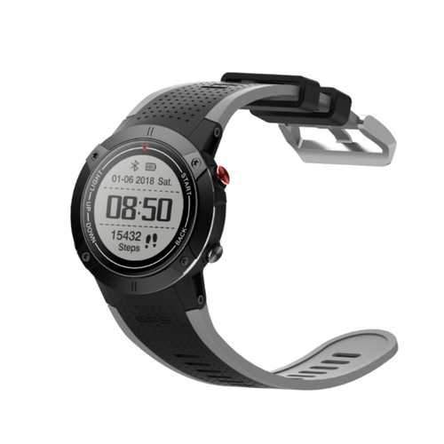 Bakeey DM18 1.28inch MT2523 IP68 GPS Multi Sport Mode Heart Rate Monitor Fitness Tracker Smart Watch