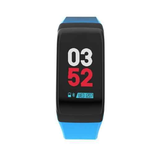 VO309C 0.96inch TFT Screen Heart Rate Monitor Blood Pressure Oxygen Monitor Pedometer Smart Bracelet