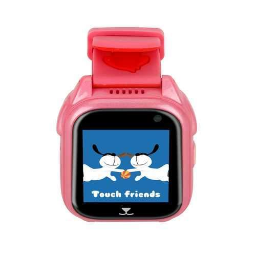 IP68 Waterproof Kids Digital GPS+LBS Activity Tracker SOS Anti-lost Camera Smart Wristband Watch