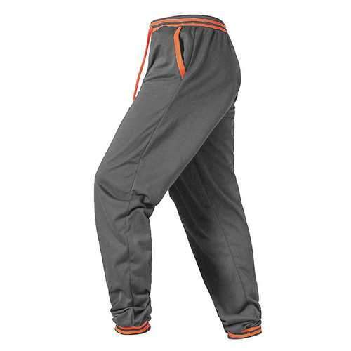 Men's Elastic Waist Drawstring Jogger Pants