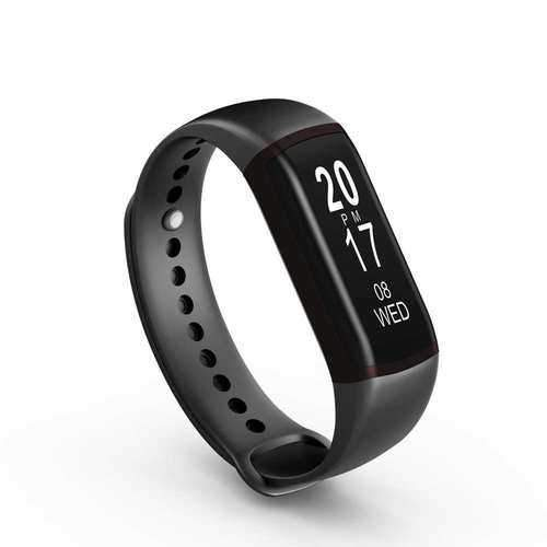 Bakeey L55S 0.87OLED Convertible Blood Pressure HR Monitor Fitness Tracker Smart Bracelet