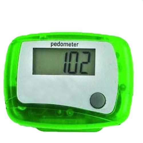 Outdoor Sports LCD Digital Pedometer Walking Running Distance Counter