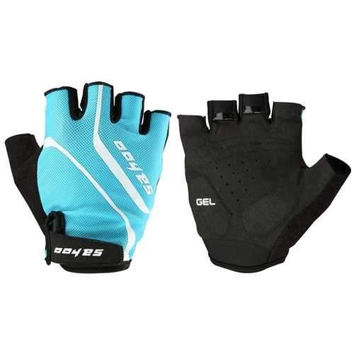 SAHOO Outdoor Bike Tactical Breathable Sport Cycling Half Finger Gloves Bicycle Gloves
