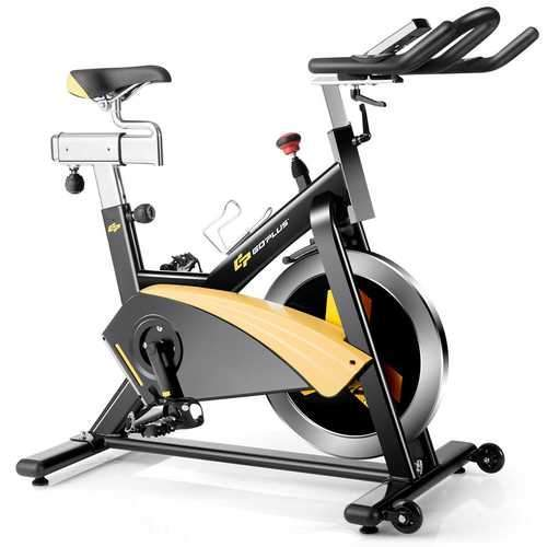 Magnetic Exercise Bike Stationary Belt Drive Indoor Cycling Bike
