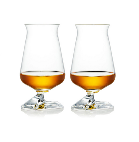 Tuath Whiskey Glasses