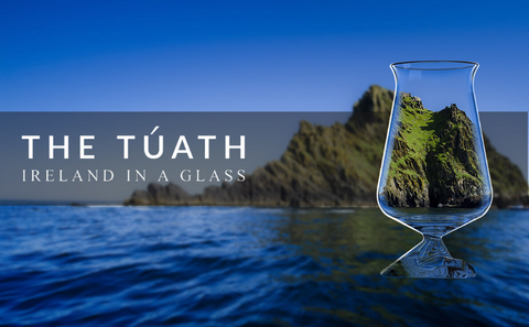 Tuath Irish Whiskey Glass
