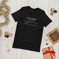 Uisce Beatha - Water of Life - Whiskey (Whisky) T-Shirt