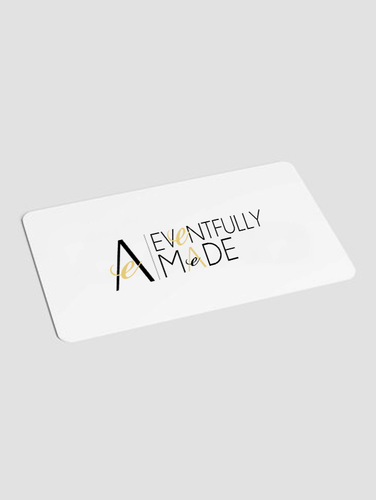 eventfully made gift card