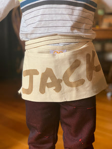 Canvas Waist Apron (Personalize This!)