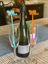 Load image into Gallery viewer, village trends champagne drink stirrers