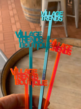 Load image into Gallery viewer, village trends boutique drink stirrers