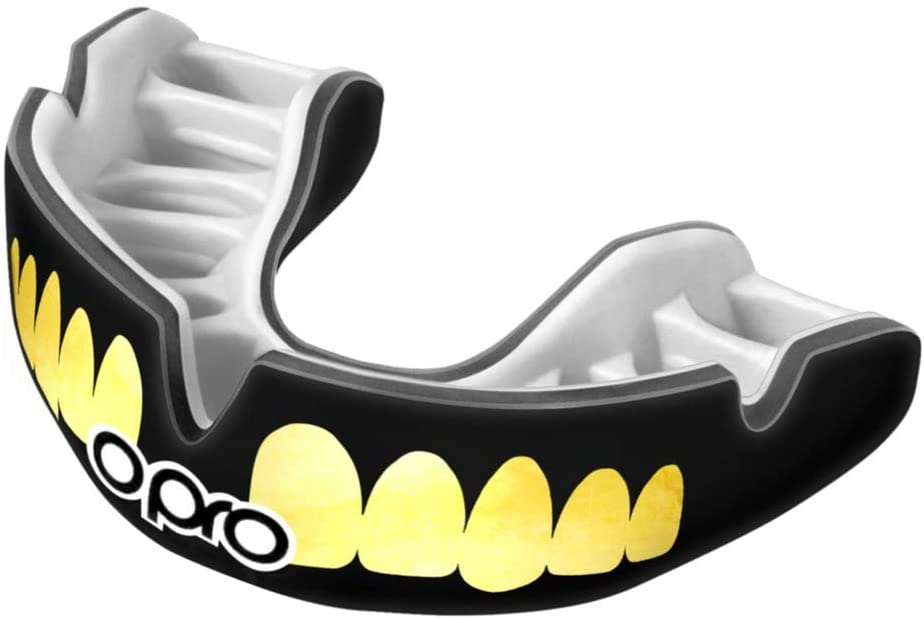 Opro Power-Fit Bling Teeth Mouth Guard