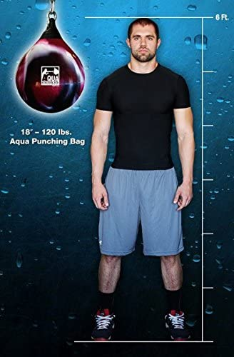 Aqua Training Bag Punching Bag (18 Inch/ 120 lb)