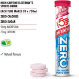 High5 Zero Caffeine Hit Electrolyte Drink Tablets (20 Tablets Per Tube)