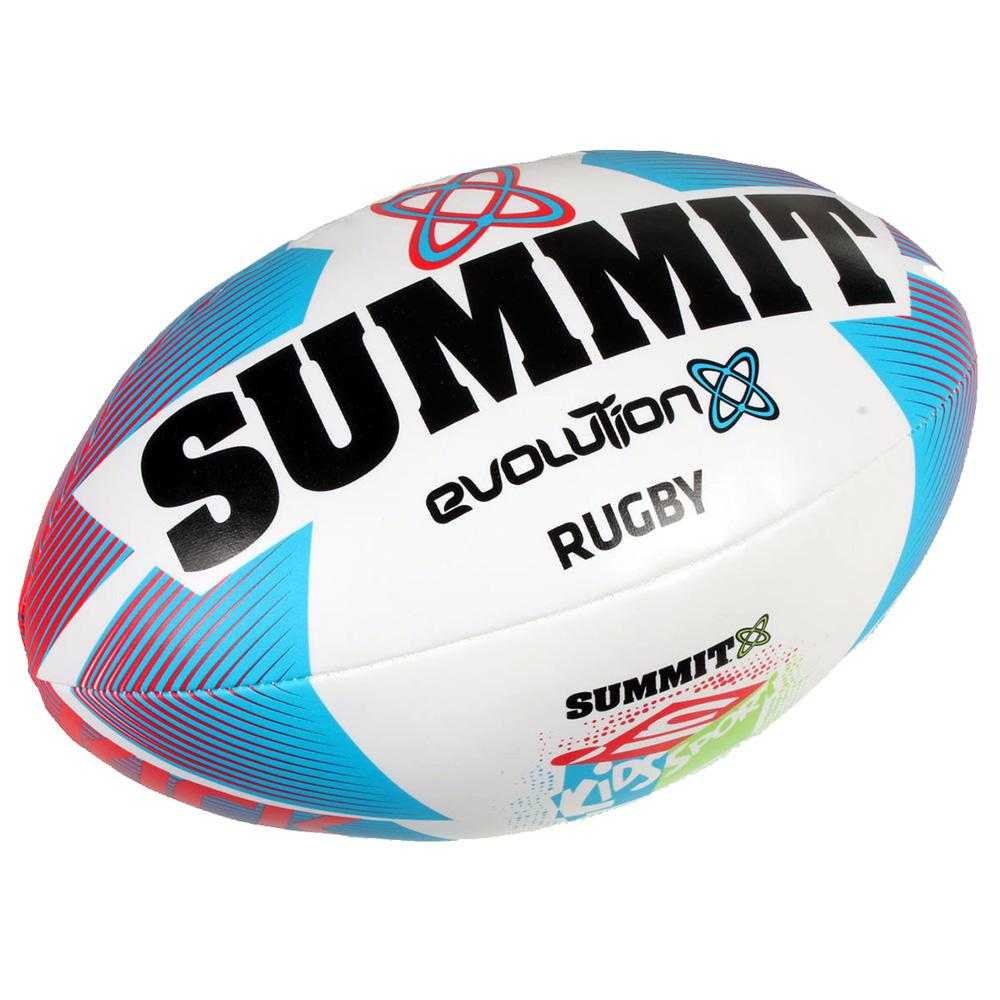 Summit Kids In Sport Rugby Ball