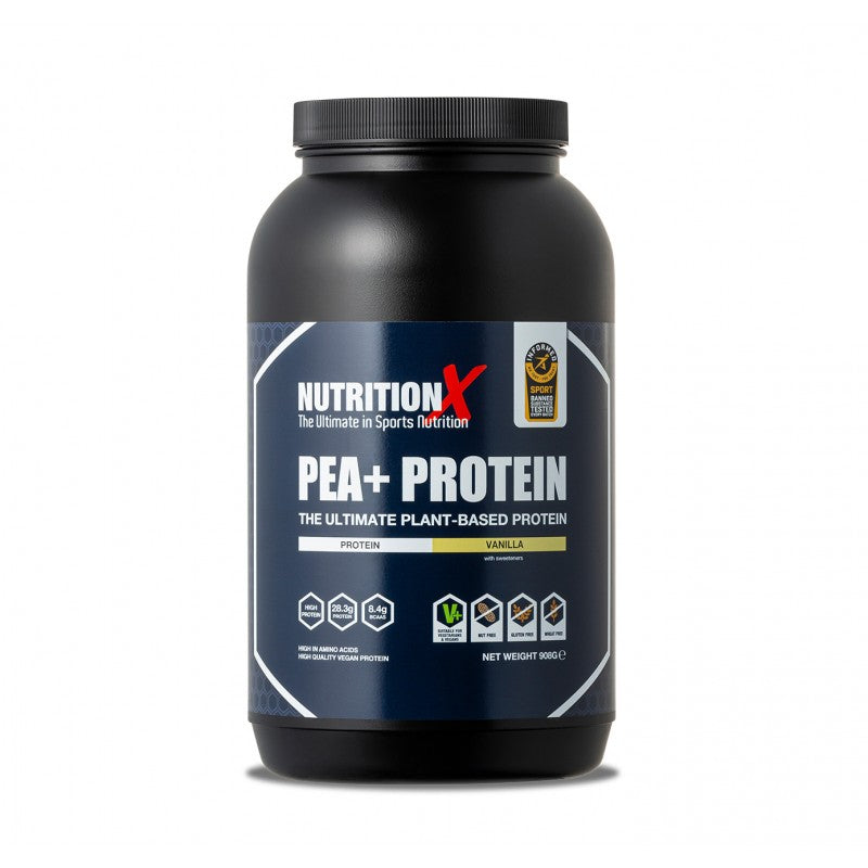 Nutrition X Pea+ Protein 908g