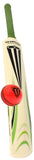 Fearnley Plastic Cricket Bat & Ball (Junior/Size 3)