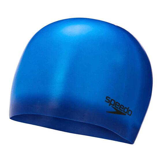 Speedo Adult Plain Moulded Silicone Cap