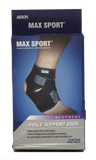 MAX SPORT Neorene Ankle Support (One Size,One Piece) 8805