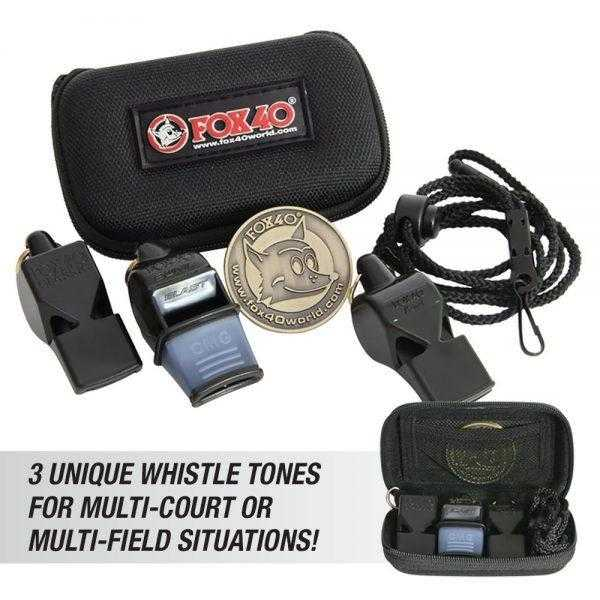 FOX40 Whistle 3-Pack FOX40