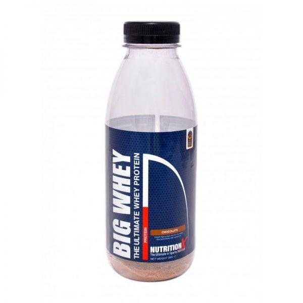 Nutrition X Big Whey Shake and Take (100g Bottle x 15) Nutrition X Chocolate