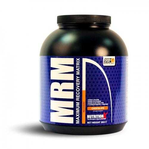 Nutrition X Maximum Recovery Matrix (MRM) Nutrition X Chocolate