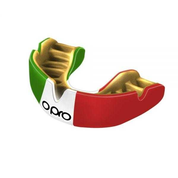 Opro Power-Fit Countries Mouthguards Opro