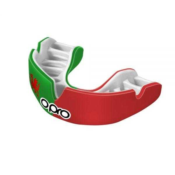 Opro Power-Fit Countries Mouthguards Opro Wales Junior