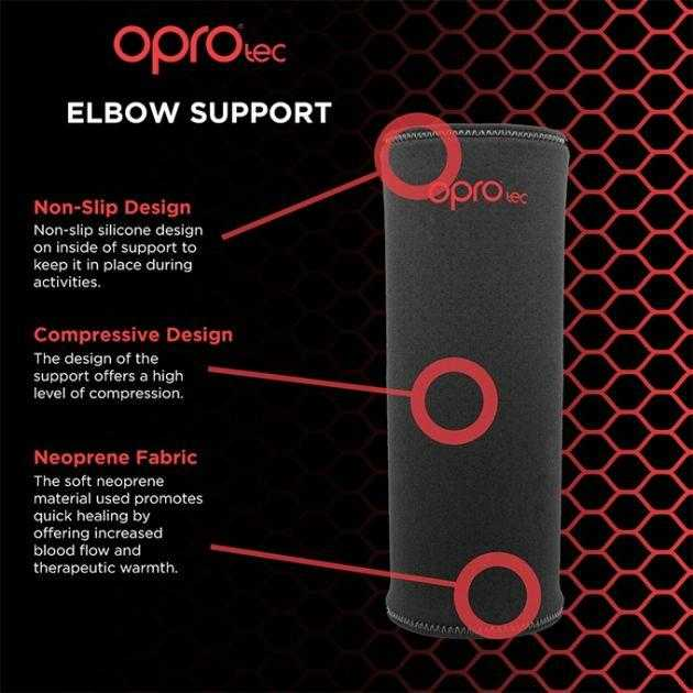 Oprotec Elbow Support Oprotec