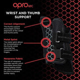Oprotec Wrist And Thumb Support Oprotec