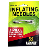 Summit 2 Piece Inflating Needles