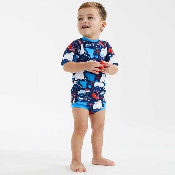 Splash About Happy Nappy Wetsuits Splash About Under The Sea 0-4 Months