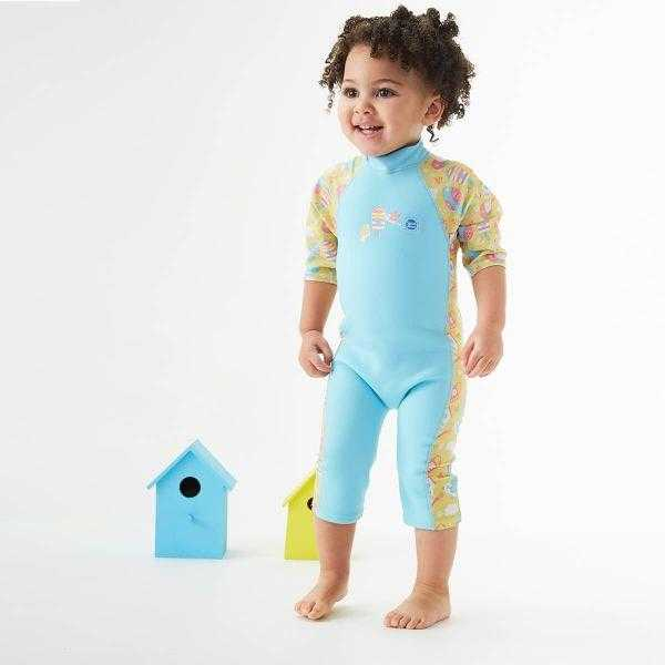 Splash About UV Sun & Sea Suit Under the Sea Splash About Garden Birds 1-2 Years