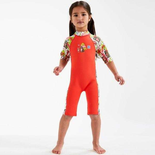 Splash About UV Sun & Sea Suit Under the Sea Splash About Into the Woods 1-2 Years