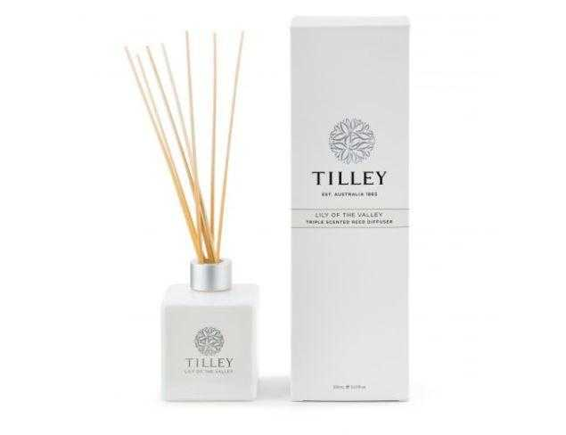 Tilley Aromatic Reed Diffuser 150mL Tilley Lily Of The Valley
