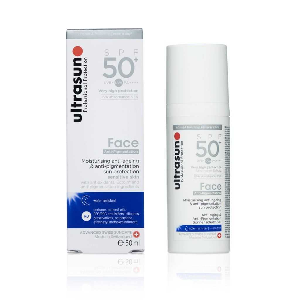Ultrasun Face SPF50+ Anti-Pigmentation Ultrasun