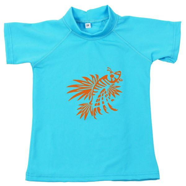 Splash About Rash Top (Short Sleeves) Lion Fish
