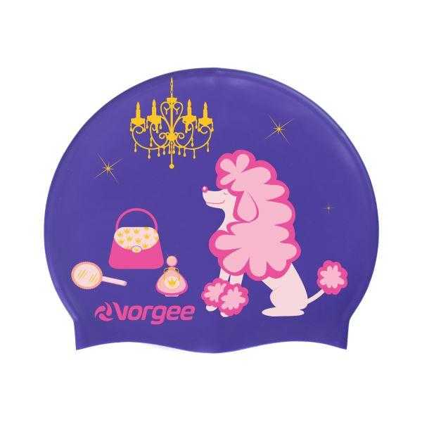 Vorgee Miss Glamour Swim Cap Vorgee Pampered Poodle
