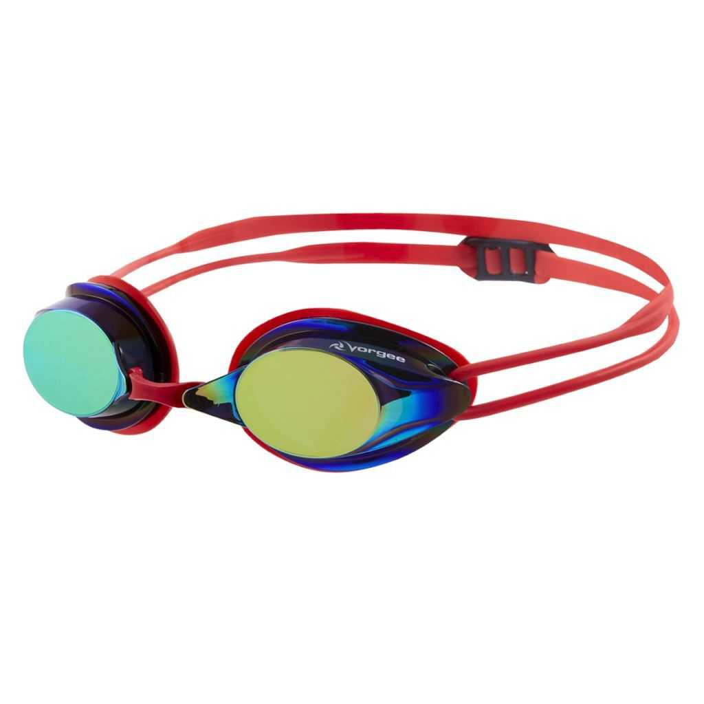 Vorgee Missile™ Eclipse Metallic Lens Vorgee Red