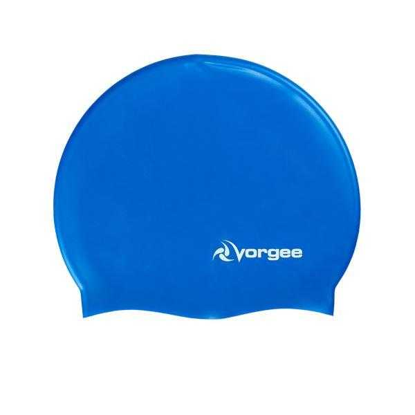 Vorgee Super Flex Swim Cap Vorgee Royal Blue