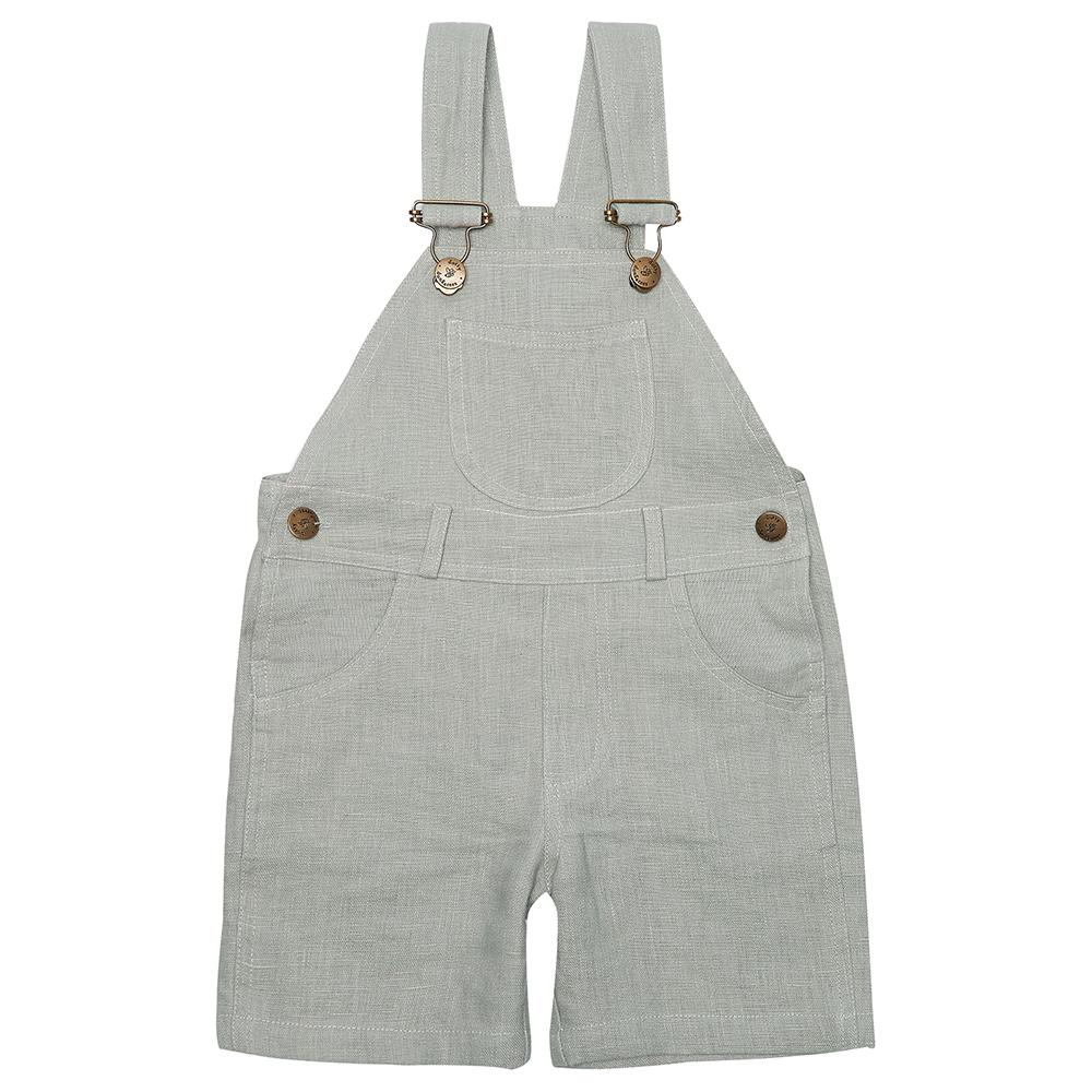 dotty-dungarees-ltd, Seagrass Linen Shorts