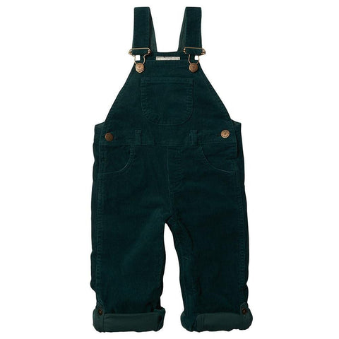 dotty-dungarees-ltd, Moss Green Corduroy Dungarees