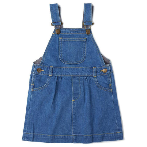 dotty-dungarees-ltd, Stonewash Denim Dress