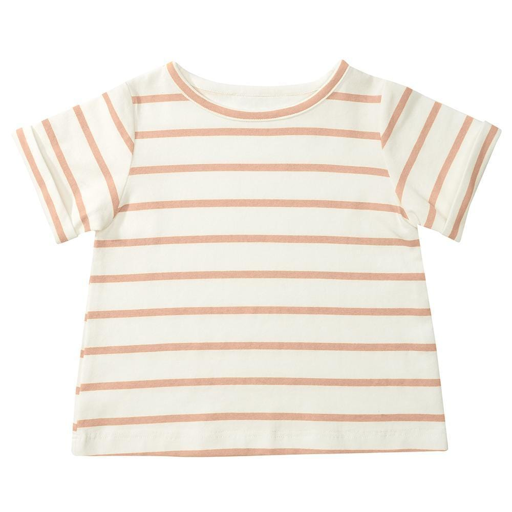 Pink Stripe Summer T-Shirt