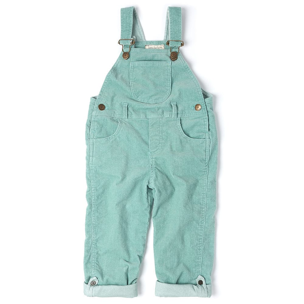 dotty-dungarees-ltd, Mint Cord Dungarees
