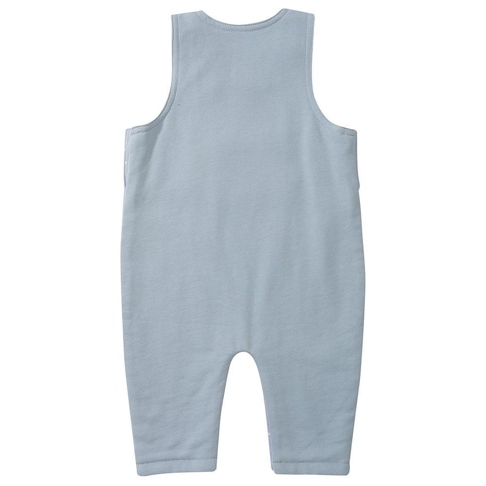 Pale Blue Diddy Dungarees